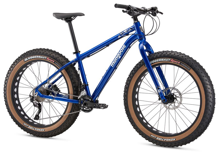 Mongoose Argus Comp 2016