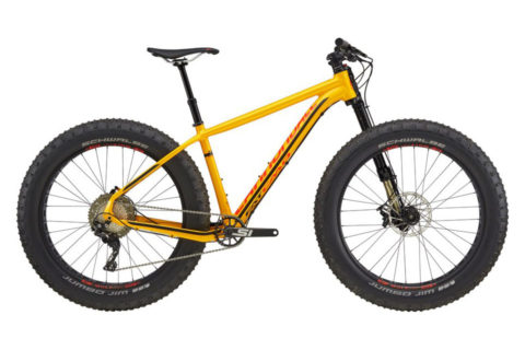 Cannondale FAT CAAD 1 2018