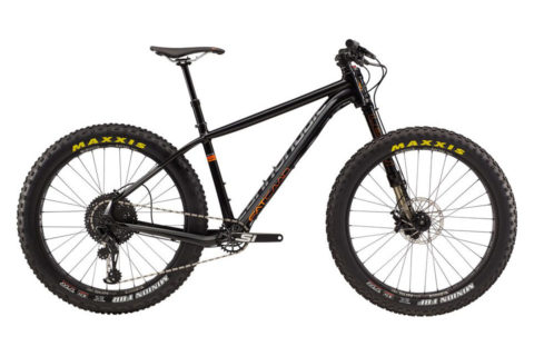 Cannondale FAT CAAD 1 2019